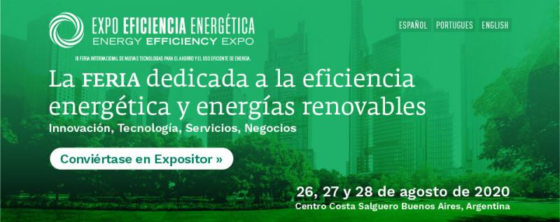 The Expo Eficiencia Energética is the leading fair on the subject of energy efficiency and renewable energy. On three days industry professionals such as institutions, public and private providers, as well as professionals from different sectors dedicate themselves to this subject offering various industry solutions and presenting the latest technological advances in energy saving and alternative energy sources. In addition to the exhibition, an extensive conference and seminar programme will be held aimed at raising awareness and generating debates and discussions. The fair is mainly addressed to decision makers, executives, managing directors, owners and investors from both the private and public sectors.