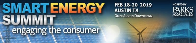 Smart Energy Summit addresses the challenge and opportunity for utilities as consumer adoption of connected products and participation in renewable power generation increase. The event addresses the new approaches and solutions that are using connectivity and data to transform how energy is delivered.