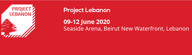 Project Lebanon 2020, the 25th International Trade Exhibition for Construction Materials and Equipment for Lebanon and the Middle East, is the premier event of its kind in the region, bringing together industry leaders from around the world. In its 2019 edition, 250 exhibitors from 20 countries showcased their latest products and services to 16,400 unique visitors. The event allows face-to-face networking opportunities with a high-quality audience and enables participants to establish new contacts, renew existing partnerships, and explore new business opportunities.