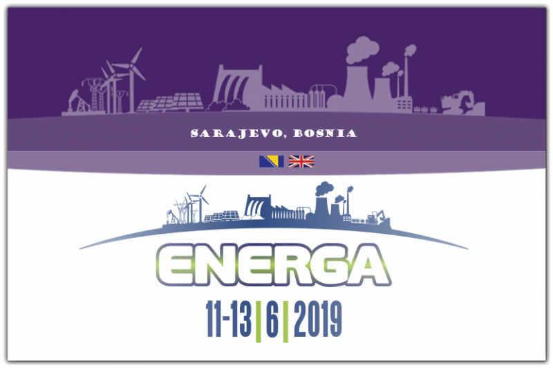 Proud of the success of the international fair and conference ENERGA, we announce that the next, 9th edition will take place from June 11-13 2019 in Sarajevo. Thanks to the quality of the fair and conference program, we managed to impose ourselves as a regionally recognizable event whose date became an important entry in the calendar of Southeast Europe's energy sector. ENERGA is a place where one can learn about new technologies, the achievements of energy companies, the development and results of energy policies and strategies, the integration of renewable energy sources, the development of energy markets, and the trends of the inevitable overall transition of the energy sector. Expecting Your application for the 9th edition of ENERGA, we are open to Your ideas, suggestions and cooperation proposals, with a sincere desire to make your performance and business results as successful as possible.