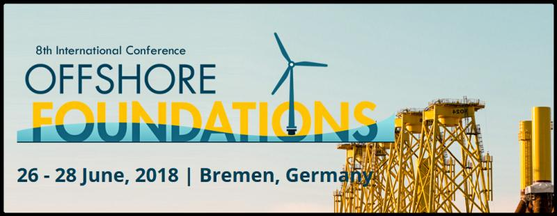 Next generation foundation design, fabrication and installation  Offshore Foundations is a technical event for experts in the wind industry. The goal is to push forward technical development for future foundation concepts. Practical experience, current research and prototypes, will be discussed in order to increase cost-efficiency and to take the next steps towards the full commercialization of the industry.