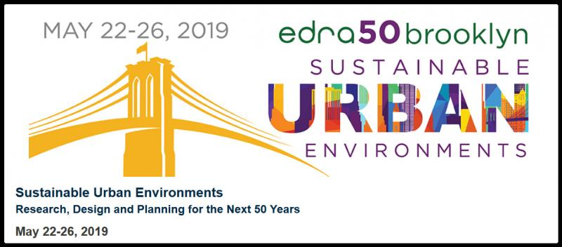 Come to EDRA50 and Celebrate!      50 years of EDRA = 50 years of the field of Environmental Design Research!     50 Years of Environmental Psychology – at the City University of New York     50 years of the journal Environment & Behavior  An Affordable EDRA50      250 Dorm beds on campus available at Early Bird Registration for $60 to $100 per night     Reduced registration fee – Banquet separated from registration     Membership rates for members of EDRA, IAPS, MERA, EBRA