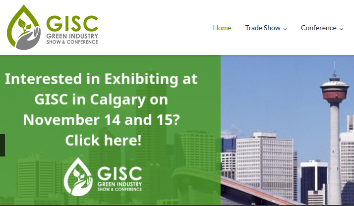 The Green Industry Show and Conference is back in Calgary for 2019! Our amazing team of staff and volunteers are working to put together a conference programme aimed to inform and inspire everyone from designers to arborists, owners to students, growers to contractors.  Please join us in November to make new connections, build your business, and share in the success of our industry in Alberta and beyond.