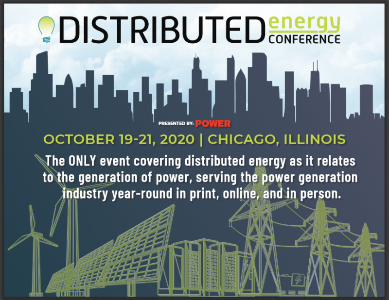 The Distributed Energy Conference attracts attendees from across the distributed generation sector, making this event THE place to connect with the leaders, innovators, and movers in a quickly growing and developing market.
