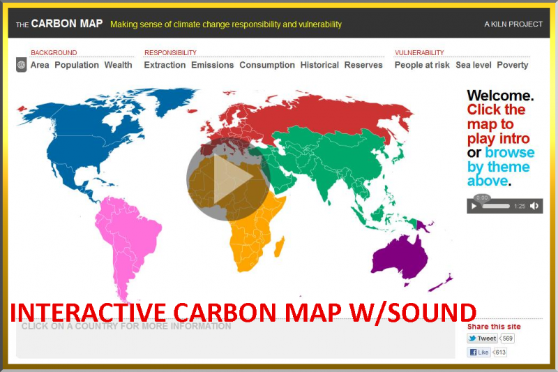 Carbon Map (interactive) | Making sense of climate change responsibility