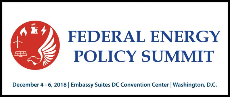 Hear from senior officials from FERC, DOE, EPA, & DHS and DoD as they gather in one place to discuss their plans and priorities for 2019