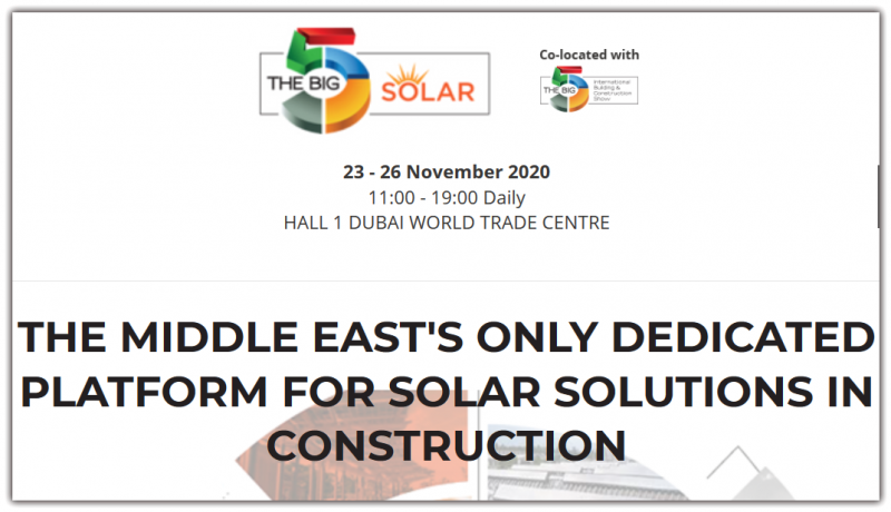 WITNESS THE LATEST INNOVATIONS FROM THE SOLAR INDUSTRY  The four day exhibition will once again provide the perfect platform for industry professionals to source the latest products and technologies from global exhibitors, as well as network with industry experts and peers.