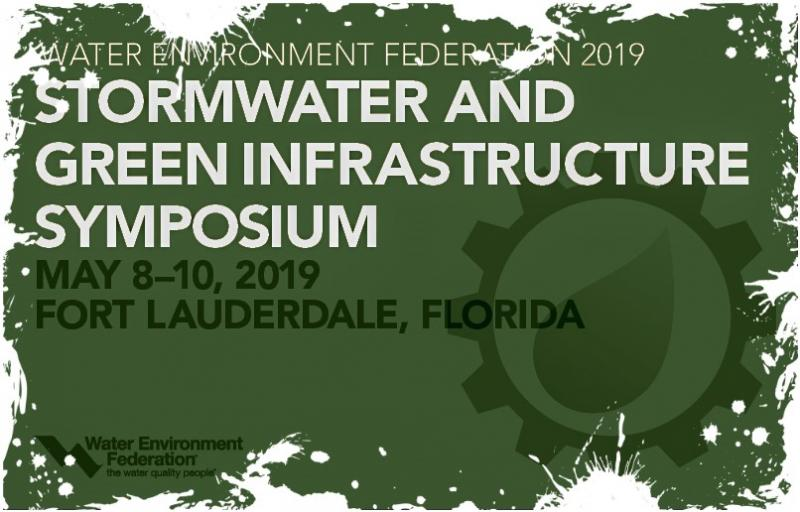 WEF is excited to annouce that we will be hosting our inaugural Stormwater and Green Infrastructure Symposium in Fort Lauderdale, Florida this May.  This Symposium is crafted to deepen the technical knowledge of professionals involved with stormwater management and provide forums where leading issues in the sector are discussed.   WEF is enthusiastically soliciting research, technology, operations, regulatory, environmental, communications and management abstracts to develop oral and poster presentations, panel discussions, and pre-conference workshops. It is requested that the abstract be submitted under the topic that most closely matches its primary focus.