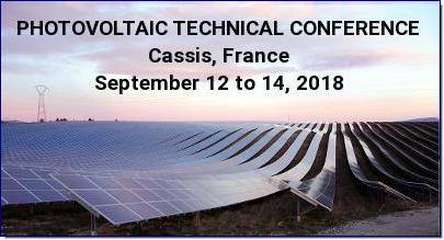 "For its 9th edition, the PhotoVoltaic Technical Conference evolves and will address new topics covering integration and usages. As a result, PVTC becomes i-PVTC, integrated Photovoltaic Technical Conference: ""From advanced materials and technologies to multiscale integration and usages""."