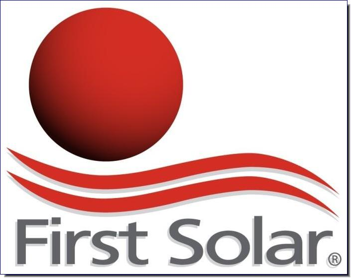 First Solar is a leading global provider of comprehensive photovoltaic (PV) solar energy solutions that are truly Taking Energy Forward. With over 10 gigawatts (GW) installed worldwide, our proven solar solutions diversify the energy portfolio and reduce the risk of fuel-price volatility while delivering a levelized cost of electricity (LCOE) that is cost competitive with fossil fuels today.