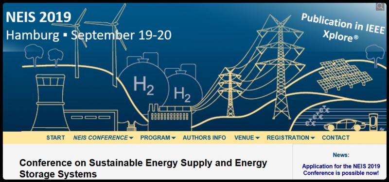 The conference on sustainable energy supply and integration of energy storage systems is hosted by the chair of Electrical Power Systems of the Helmut Schmidt University. It will provide a forum for scientists and experts to discuss prospective and recent developments in the fields of energy supply and energy storage technologies. The promotion of renewable energies started a paradigm shift away from fossil and nuclear energy towards a sustainable and safe energy supply. This transition requires innovative approaches and the establishment of new framework conditions.  The latest developments and new approaches in the fields of renewable energies, energy storage, power grids and their protection are discussed. Special emphasis is placed on the system technical consideration, analysis and optimization of the power sector. These include future strategies for improved network integration of fluctuating energy sources and grid control concepts with decentralized power plant units.