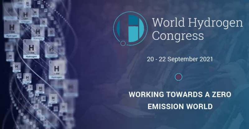 The 2nd Annual World Hydrogen Congress is the leading senior executive, content-rich, networking congress for the hydrogen production, distribution and storage of the Clean Hydrogen industry.  Over 1500 attendees are due to attend 3 days of high quality, curated content and panel debates.
