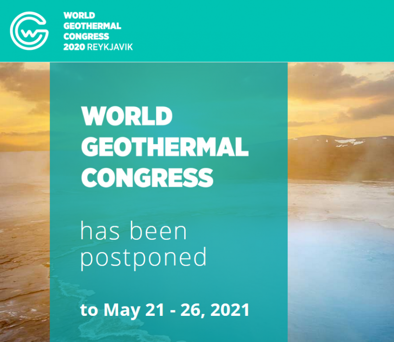 We will strive towards ensuring the Congress program will have only minimal revisions and all the speakers will retain their already allocated slots and all the sponsors and exhibitors will maintain their chosen locations in Harpa and all non-technical events will maintain their designated times and venues.  We sincerely hope that you understand our decision and continue to support WGC 2020 under the circumstances. We acknowledge that for some of you, the new date may not be ideal, but we hope you will be able to participate in the World Geothermal Congress in Iceland next year.