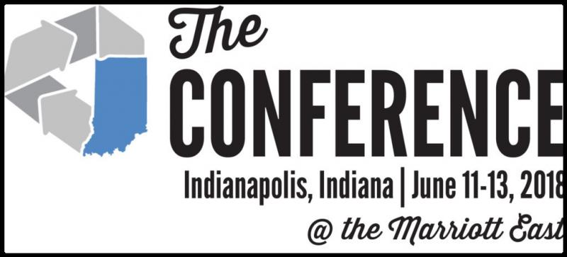 The IRC's annual conference will be held June 11-13, 2018 at the Marriott East Hotel in Indianapolis! You will have the opportunity to learn about the latest developments and innovations in waste reduction, reuse, composting and recycling. Attendees – get excited to network with professionals in the industry, form new partnerships, and greet old friends!  Exhibitors can look forward to sharing their latest ideas and products with all attendees!