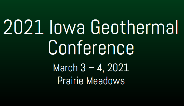The Iowa Geothermal Association (IGA) is a non-profit Iowa trade association focused on advancing geothermal heating and cooling systems within Iowa and the Midwest. The Association was formed in 1989 as one of the early means of educating consumers and contractors about heating and cooling using geothermal technology.