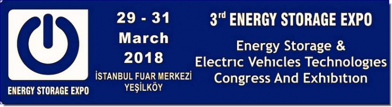 3rd ENERGY STORAGE EXPO Online Invitation  Please fill all requied field for online invitation.
