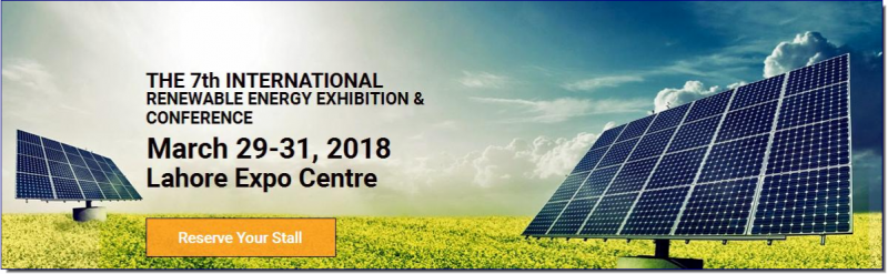 The main focus of this exhibition is to highlight the importance of the most practical and readily available non-conventional renewable resource i.e. Solar Energy. Studies suggest that the reliance of solar energy can be effective in combating the current power crisis in the country. Many developed economies have already started utilizing clean and renewable energy solutions due to which their installation cost has decreased globally. This is high time that Pakistan began to adopt this trend so that it can get over the energy deficit and speed up the rate of its growth.