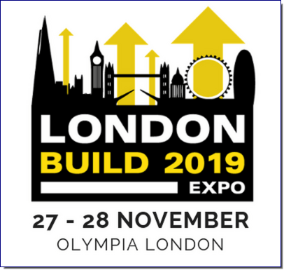 London Build 2019 (November 27th & 28th, Olympia London) is the leading and largest construction & built environment show for London.  London Build features: 500+ speakers across 8 conference theatres (Future London, London Design, BIM & Digital Construction, Smart Cities, Sustainability, Interior & Fit-out, Innovation, Skills Hub and Fire Safety), 220+ CPD knowledge sessions, 350+ exhibitors across 9 exhibition zones and a range of exclusive free-to-attend networking events including: Meet the Buyer sessions, Women in Construction networking, a beer festival, entertainment, the Festival of Construction, celebrity guests and much more.