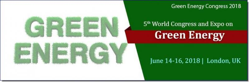 Green Energy Congress 2018 is the integration of new technologies in the field of environmental science to help Environmental Professionals harness the full potential of their practice. It involves the use of tools and technologies to achieve a certain degree of publicity and broaden the reach of the practice and the practitioner. The conference is a rare opportunity for all individuals of the environmental community to upgrade their know-how of the latest technologies & strategies