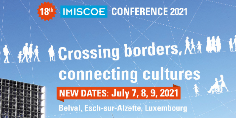 This conference still proposes to zoom deeper into people's migration experiences by foregrounding how migration is connected to culture and language. We still intend to explore the nexus of migration, and culture in more depth by asking how migration is lived, experienced, mediated, and reflected in general and through everyday cultural, linguistic and artistic practice.