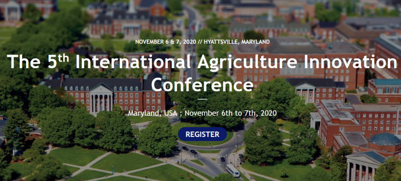 This year, the conference will focus on issues of Agricultural Sustainability and Circular Economy.