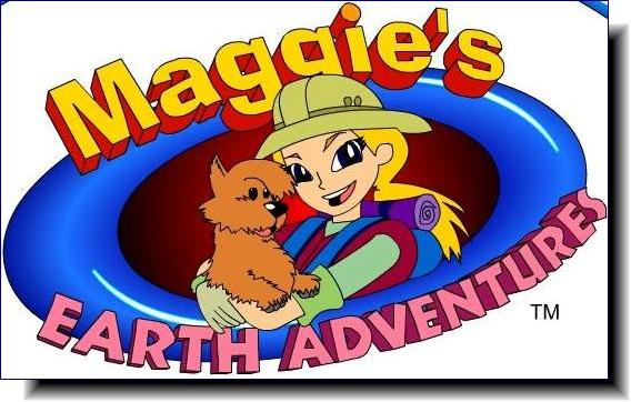 Maggie's Earth Adventures | Free program for Grades 1-7