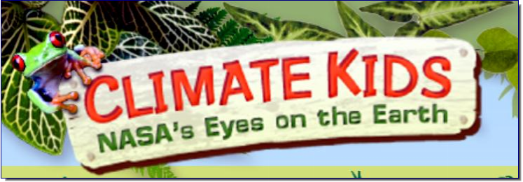 "NASA's Climate Kids has received a ""Great Website for Kids"" award in the science category from the American Libary Association."