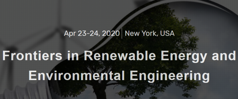 "Longdom Conferences proffers our immense pleasure and honor in extending you a warm invitation to attend Renewable Energy 2020. It is focusing on ""Renewable Energy for a Sustainable Future"" to enhance and explore knowledge among Energy Departments and to establish corporations and exchanging ideas"