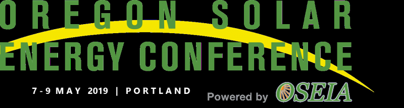 The Oregon Solar Energy Conference is the nations best regional solar conference. In 2018 we hosted over 430 attendees representing over 170 companies. We had over 30 exhibitors and sessions ranged from technical training to business training to solar policy. Join us in 2019 for another amazing event.