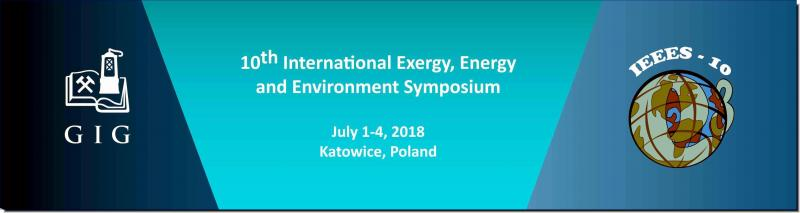 The 10th International Exergy, Energy and Environment Symposium (IEEES-10) facilitates close cooperation and intellectual exchange with a large number of experts from the academia, leading R&D institutions, government agencies and the industry. It provides a platform for researchers, scientists, engineers, technologists and practitioners to discuss the current challenges, opportunities and future directions in the development of sustainable energy systems.  IEEES-10 covers a wide range of topics, including clean coal technologies, renewable energy technologies, smart energy systems, alternative fuels, hydrogen and fuel cell technologies, nuclear energy, desalination technologies and environmental technologies. A special symposium session will be devoted to hydrogen economy with a particular focus on hydrogen as a new and environmentally friendly energy carrier.
