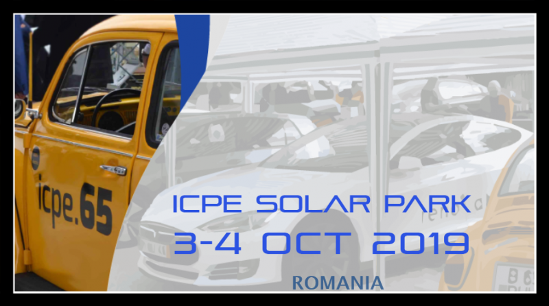 ELECTRIC VEHICLES INTERNATIONAL CONFERENCE & SHOW is the only major event in Romania in the field of electric mobility.  Since 2001, EV is a hub for electric mobility professionals and also for electric cars enthusiasts. The conference will bring together a number of national and international specialists in the field who will present scientific papers closely related to electric mobility and renewable energy.