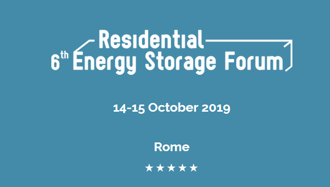 The company focuses on stationary Energy Storage across all applications from Residential, Self - Consumption and Microgrid through to large scale stationary storage. We are Europe's first conference dedicated solely to energy storage since 2010. All of our Forum's culminate with the unique Building the Action Plan feature. Join us for this session and take back an action list to the workplace.