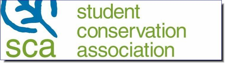 Student Conservation Association | help SCA connect thousands of youth to the great outdoors, provide them with unforgettable, life-altering conservation experiences, and instill in them an enduring ethic of stewardship