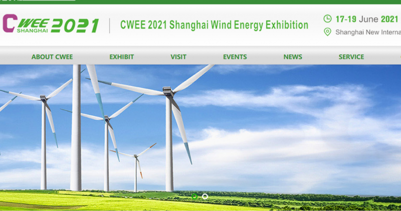 Riding on the steady growth in the global wind power industry, W-Power (formerly known as CWEE) has gained traction in the trade. The exhibition provides a comprehensive sourcing platform with an extensive range of products including wind turbines, offshore wind energy equipment, accessories and technology, wind farm management system and other equipment.