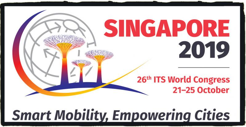 Themed Smart Mobility, Empowering Cities, 26th Intelligent Transport Systems World Congress, the world's leading transport technology congress, will arrive at the shores of Singapore from 21 – 25 October 2019.  10,000+ Participants | 300+ Exhibitors | 20+ Technical Tours and Demonstrations