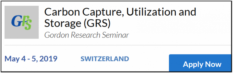 Applications for this meeting must be submitted by April 6, 2019. Please apply early, as some meetings become oversubscribed (full) before this deadline. If the meeting is oversubscribed, it will be stated here. Note: Applications for oversubscribed meetings will only be considered by the conference chair if more seats become available due to cancellations.  GRS Speaker Abstract Deadline: Although applications will be accepted until the date noted above, any applicants who wish to be considered for an oral presentation should submit their application by February 4, 2019. Please refer to the application instructions in the Conference Description section below for more details (if available).