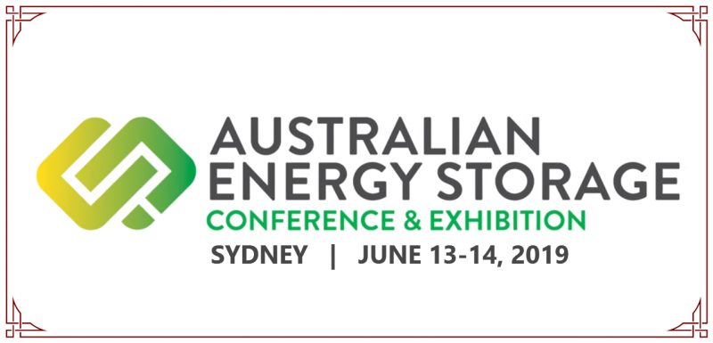 We are pleased to announce that the Australian Energy Storage Conference & Exhibition 2019 (AES 2019) will be returning home to Sydney next year, taking place between 13 – 14 June 2019, at the International Convention Centre, Sydney.  We are excited to be back in the business centre of Australia and the largest energy consumer in the country. Sydney is the ideal location to meet key decision-makers and reach the customers who will be integral to the success of your business. NSW is also home to a growing number of renewable energy generators and the next large coal powered generator scheduled for closure, indicating that energy storage will play a crucial role in the State's energy networks into the future.  The 2018 event saw the largest space occupied, the biggest display of exhibitors and brands on offer and the largest contingent of international exhibitors. AES 2019 will be bigger and better so make sure you join us at what is set to be a record breaking event.