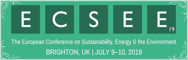 The conference theme for ECSEE2019 is Independence & Interdependence, and we hope and expect this important thematic lens to encourage wide reflections on the importance and interrelation of such concepts as autonomy and identity, rights and responsibilities, and power and control; and within a variety of contexts from politics and geopolitics to energy, sustainability and the environment; and from education, technology and logistics, to culture and language; from psychology and security, to considerations of equity and justice.