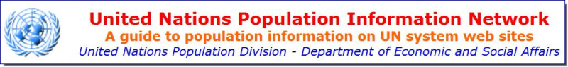 This Web site is an excellent source for statistics and other information about world population and related issues.