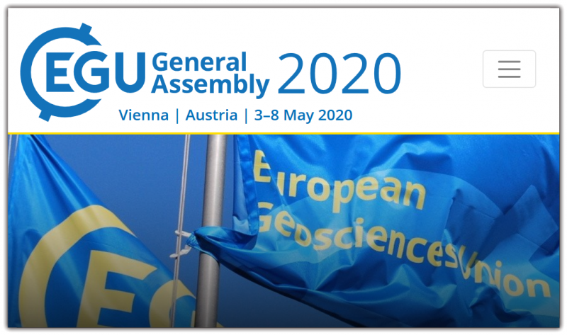 The EGU General Assembly 2020 will bring together geoscientists from all over the world to one meeting covering all disciplines of the Earth, planetary and space sciences. The EGU aims to provide a forum where scientists, especially early career researchers, can present their work and discuss their ideas with experts in all fields of geoscience. The EGU is looking forward to cordially welcoming you in Vienna.