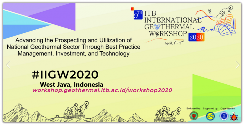 Vision  To become an excellent Study Program in the exploration, production, and utilization of sustainable geothermal energy resource with environmental insight, for the welfare and economic growth of Indonesia. Mission  To innovate, share and apply the knowledge and technology of geothermal energy resources to develop excellent human resource in Indonesia and the world