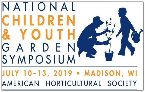 Madison, Wisconsin July 10-13, 2019  Stay tuned as we continue to plan our 27th annual National Children & Youth Garden Symposium.  Check back throughout the fall and winter as we fill in our symposium schedule with peer-led educational sessions, field experiences, and speakers.
