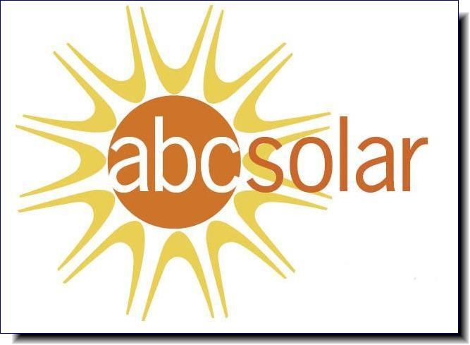 ABC Solar | one of California's most experienced solar electric grid-tie contractors.