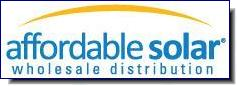 Affordale Solar | wholesale distribution
