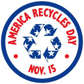 america recycles day | November 15