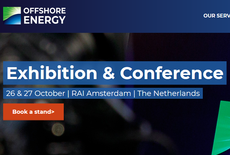 Offshore Energy Exhibition & Conference is where the energy transition takes place. It is Europe's leading event for the entire offshore energy industry and an opportunity to reach business leaders, highly qualified experts and professionals across global markets.