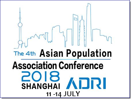 The Asian Population Association Conference has strongly become a major international event drawing over 1,600 participants from over 50 countries around the globe. The Conference is held every three years, providing opportunities for experts and students to share and discuss their scientific study of population issues. The key topics of interest shared by our members and participants include but not limited to the followings; Fertility, Reproductive Health, Mortality, Child Health, Migration, Refugees, Population Ageing, Labour force and Employment, Population and Education, Poverty, Population and Development, Gender Issues and Techniques of Demographic Analysis.