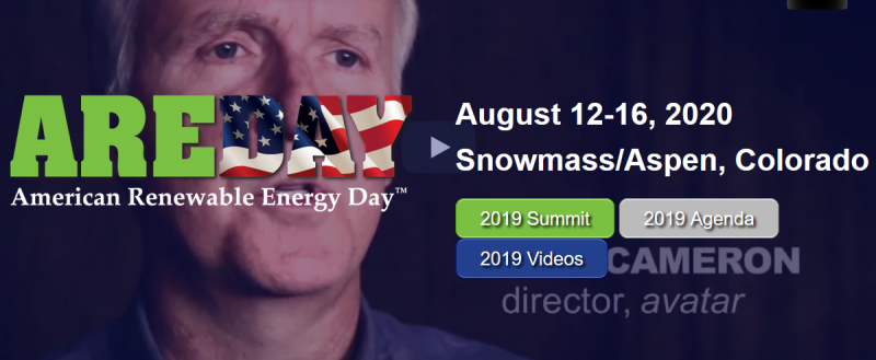 The AREDAY Summit convenes 100+ thought leaders and experts from multiple sectors to foster climate change solutions at the speed and scale necessary to phase out fossil fuels, and usher in a rapid transition to a new, clean energy economy.