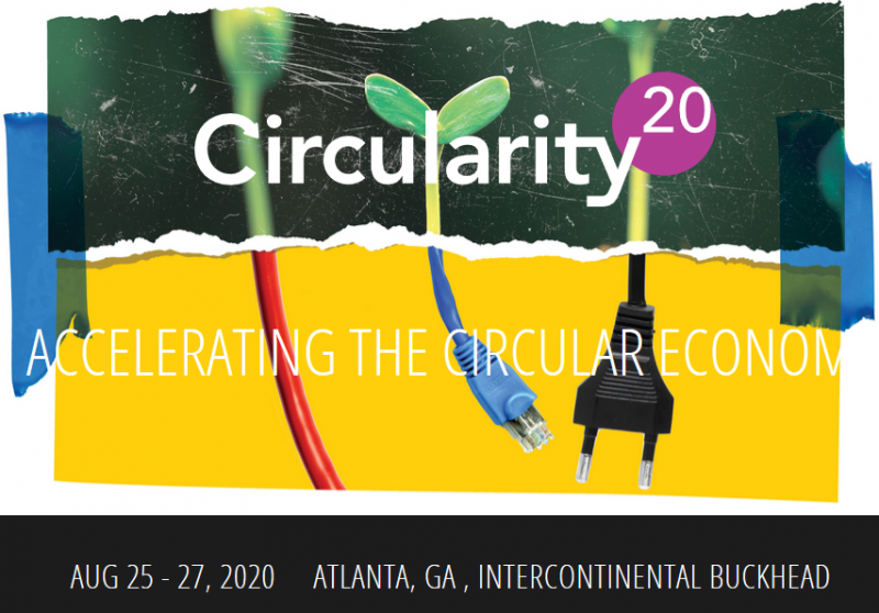 Circularity isn't just another sustainability framework — it's a radically different way of doing business that enables companies to innovate in ways that address resource scarcity, respond to consumer pressure and unlock a $4.5 trillion opportunity. Circularity 20 is the largest circular economy conference in the United States.