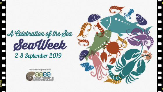 The ocean made Earth habitable  SeaWeek is Australia's major national public awareness campaign to focus community awareness, provide information and encourage an appreciation of the sea. SeaWeek gives us a fantastic opportunity to promote educational issues of relevance to the marine environment.  In 2019, the SeaWeek theme is the fourth of the Ocean Literacy Principles: The ocean made Earth habitable.  Find out more about how you can get involved in this national awareness week for the Sea.